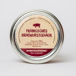 Fränkisches Bratwurstgehäck