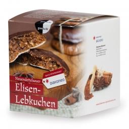 Geschenkbox mit 5 gemischten Lebkuchen