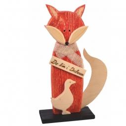 Dekoration Fuchs