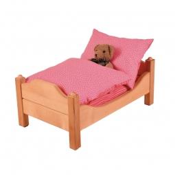 """Puppenbett """"Bambini"""" aus Holz"""