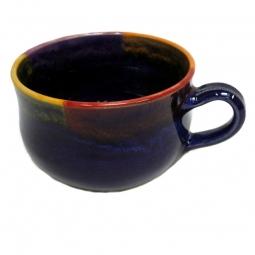Tasse Keramik groß handgemacht