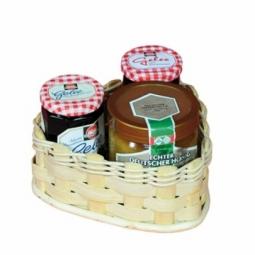 Marmeladenkörbchen