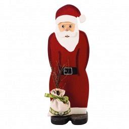 Türsteher Weihnachtsmann