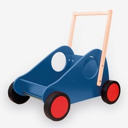 Lauflernwagen Holz